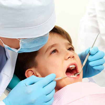 Service -Children's Dentistry